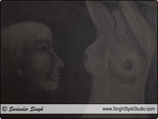 比喩的な芸術, ニューデリー, インド