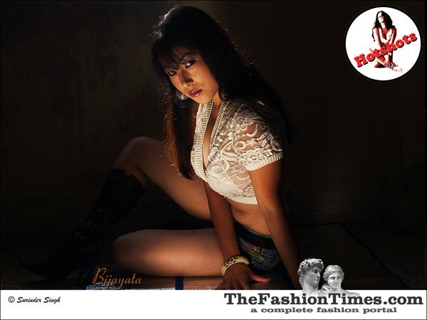 ファッション写真撮影, ニューデリー, インド